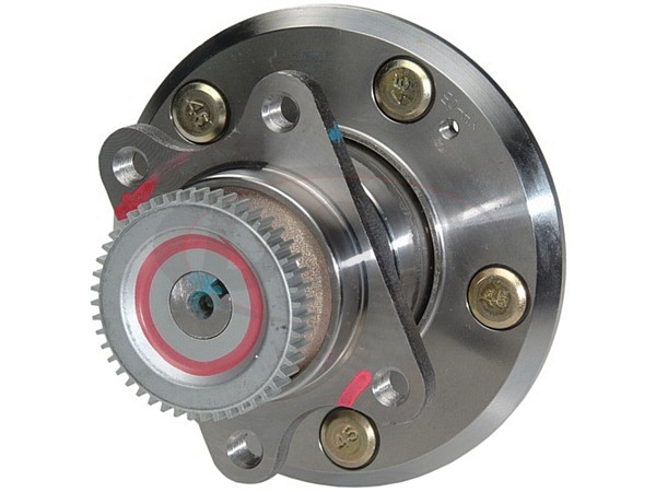 MOOG-512189 Rear Wheel Bearing and Hub Assembly