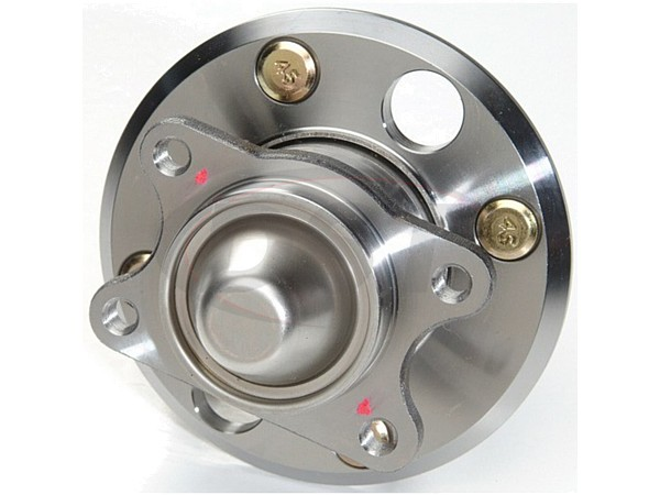 MOOG-512191 Rear Wheel Bearing and Hub Assembly - Without Anti Lock Brakes