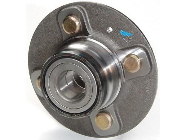 MOOG-512193 Rear Wheel Bearing and Hub Assembly
