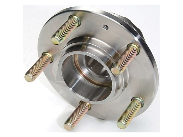 moog-512199 Rear Wheel Bearing and Hub Assembly