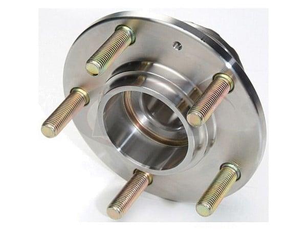 MOOG-512199 Rear Wheel Bearing and Hub Assembly
