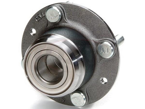 MOOG-512200 Rear Wheel Bearing and Hub Assembly