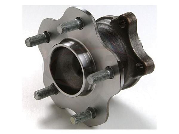 MOOG-512201 Rear Wheel Bearing and Hub Assembly