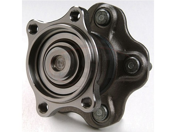 MOOG-512202 Rear Wheel Bearing and Hub Assembly