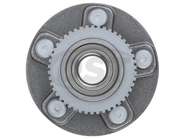 moog-512203 Rear Wheel Bearing and Hub Assembly