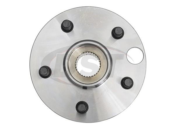 MOOG-512205 Rear Wheel Bearing and Hub Assembly