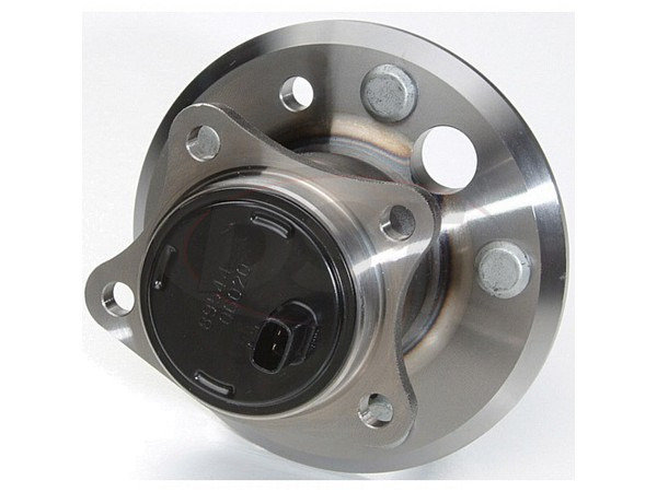 MOOG-512207 Rear Wheel Bearing and Hub Assembly - Passenger Side