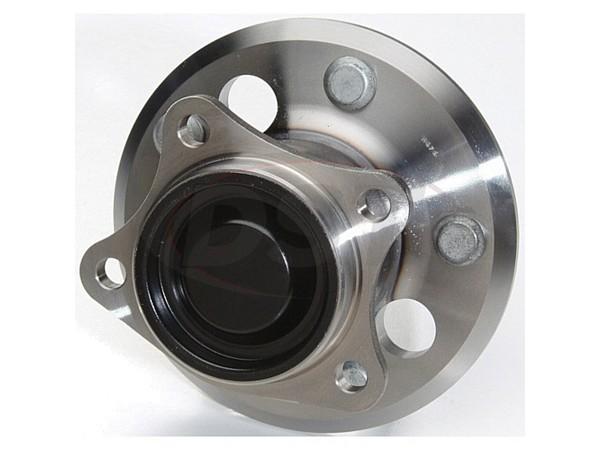 MOOG-512208 Rear Wheel Bearing and Hub Assembly - non ABS models