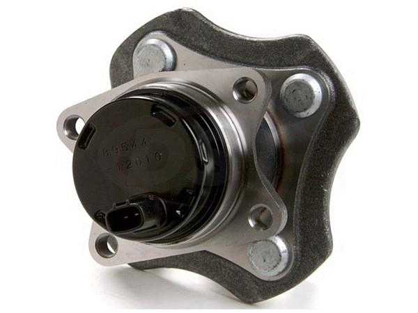 MOOG-512209 Rear Wheel Bearing and Hub Assembly - With Anti Lock Brakes