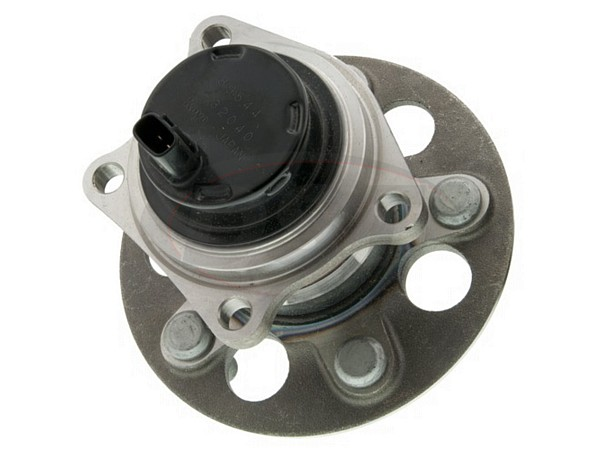 MOOG-512212 Rear Wheel Bearing and Hub Assembly - Front Wheel Drive - With 4-Wheel ABS