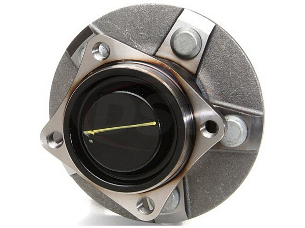 MOOG-512218 Rear Wheel Bearing and Hub Assembly - Front Wheel Drive - Non Anti Lock Brakes