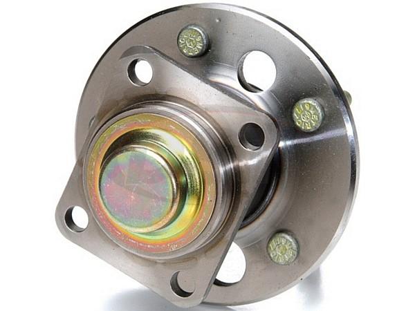 MOOG-512221 Rear Wheel Bearing and Hub Assembly