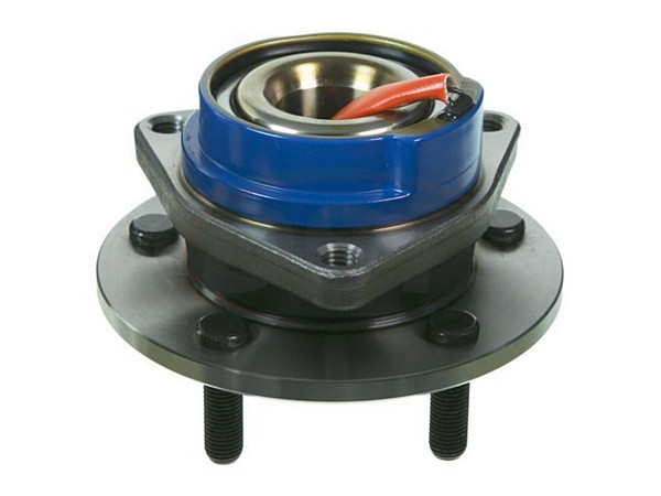 Rear Wheel Bearing and Hub Assembly - 5 Stud Hub