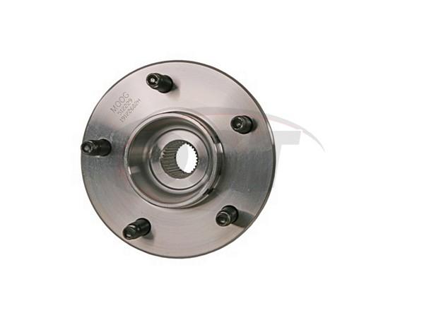 MOOG-512229 Rear Wheel Bearing and Hub Assembly