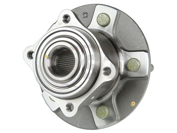 MOOG-512230 Rear Wheel Bearing and Hub Assembly