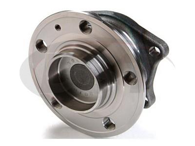 Moog Rear Wheel Bearing and Hub Assemblies for S60, S80, V70