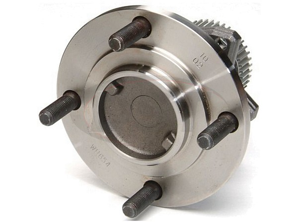 moog-512235 Rear Wheel Bearing and Hub Assembly