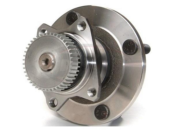 MOOG-512235 Rear Wheel Bearing and Hub Assembly