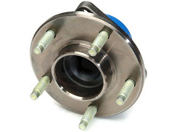 MOOG-512236 Rear Wheel Bearing and Hub Assembly - Front Wheel Drive