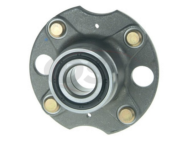 moog-512242 Rear Wheel Bearing and Hub Assembly