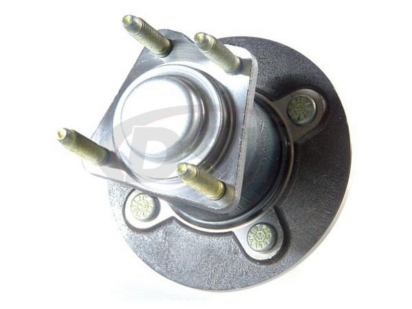 moog-512248 Rear Wheel Bearing and Hub Assembly 3-Stud Hub
