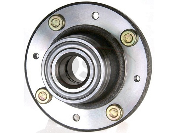 moog-512252 Rear Wheel Bearing and Hub Assembly
