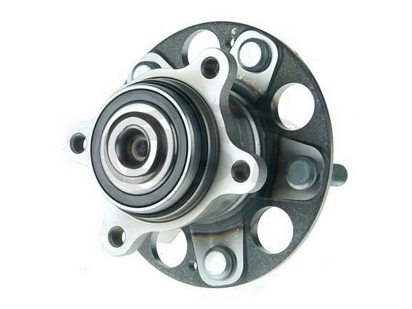 moog-512256 Rear Wheel Bearing and Hub Assembly