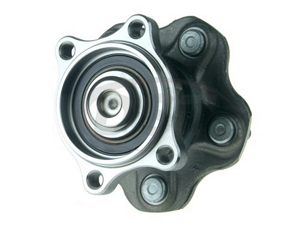 moog-512268 Rear Wheel Bearing and Hub Assembly