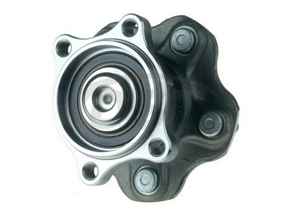 MOOG-512268 Rear Wheel Bearing and Hub Assembly