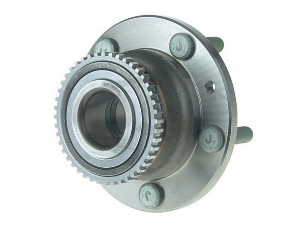 MOOG-512271 Rear Wheel Bearing and Hub Assembly