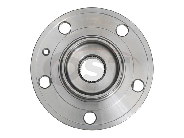 MOOG-512273 Rear Wheel Bearing and Hub Assembly - AWD models