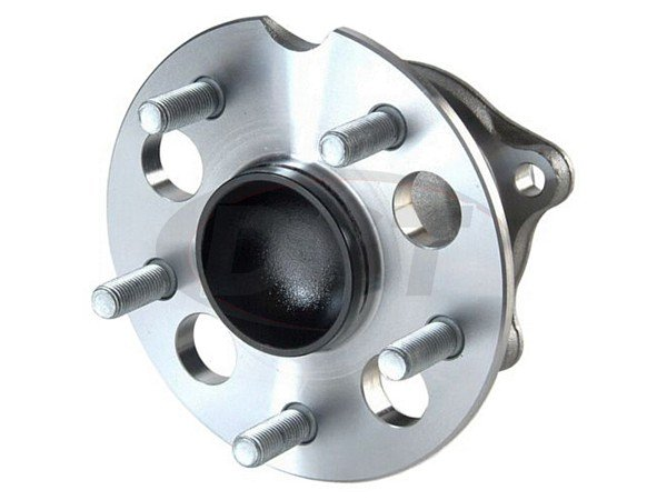 Rear Wheel Bearing and Hub Assembly- FWD models