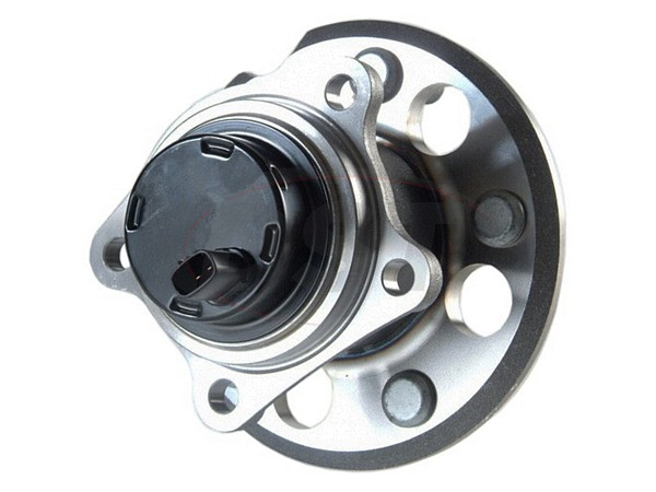MOOG-512280 Rear Wheel Bearing and Hub Assembly- FWD models