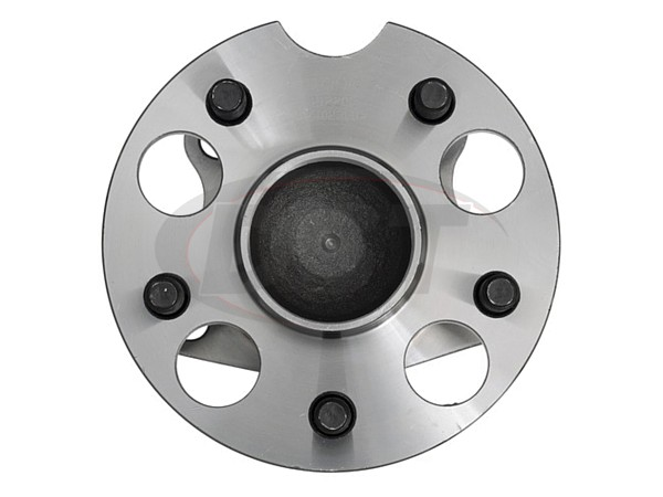 MOOG-512282 Rear Wheel Bearing and Hub Assembly - Driver Side - Front Wheel Drive