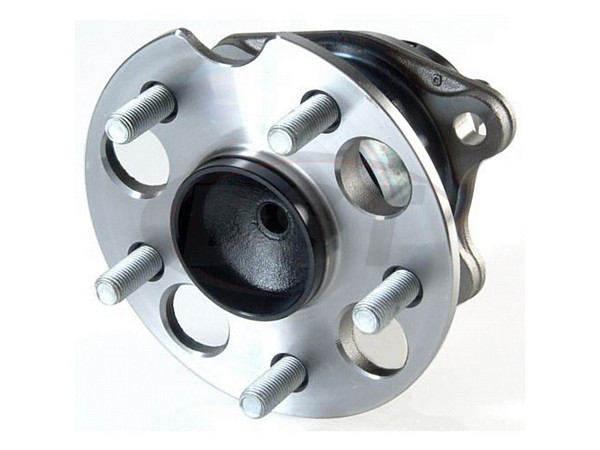 Rear Wheel Bearing and Hub Assembly - Passenger Side - Front Wheel Drive