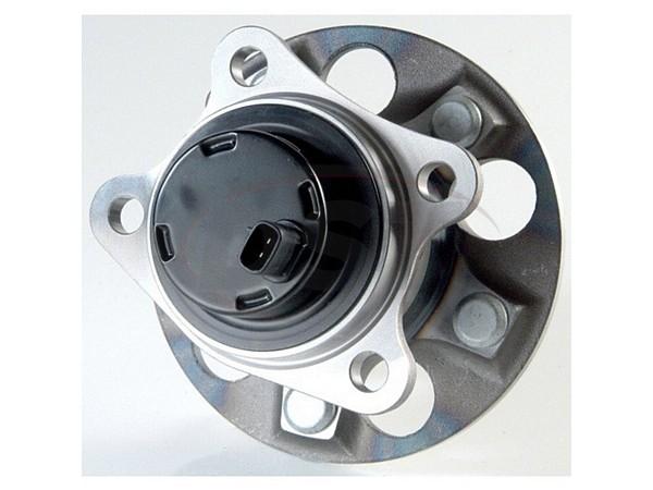 MOOG-512283 Rear Wheel Bearing and Hub Assembly - Passenger Side - Front Wheel Drive