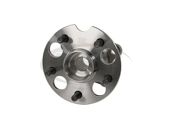 moog-512284 Rear Wheel Bearing and Hub Assembly - All Wheel Drive