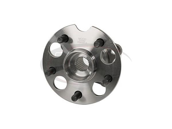 MOOG-512284 Rear Wheel Bearing and Hub Assembly - All Wheel Drive