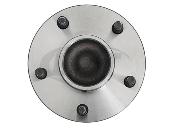 moog-512285 Rear Wheel Bearing and Hub Assembly - With Anti Lock Brakes