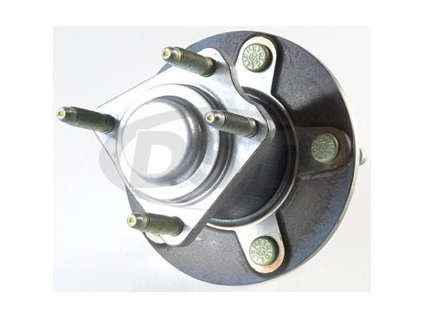MOOG-512287 Rear Wheel Bearing and Hub Assembly