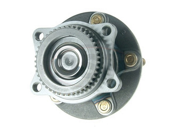MOOG-512289 Rear Wheel Bearing and Hub Assembly - FWD models