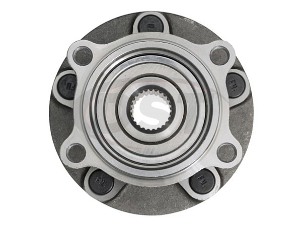 MOOG-512291 Rear Wheel Bearing and Hub Assembly - AWD models