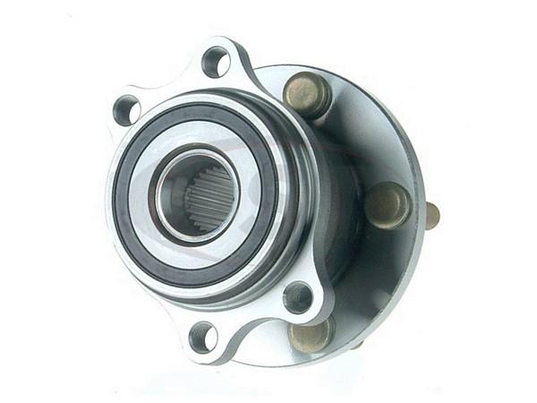 MOOG-512293 Rear Wheel Bearing and Hub Assembly