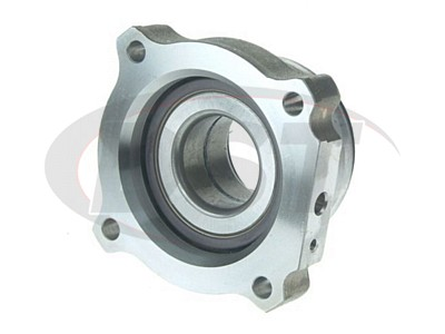Rear Wheel Bearing - Driver Side