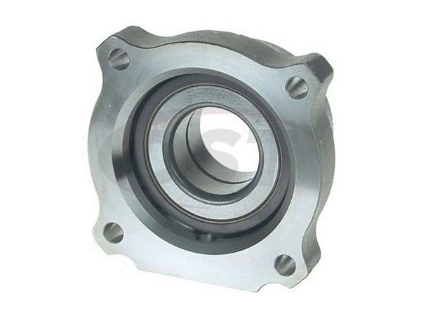 MOOG-512295 Rear Wheel Bearing - Passenger Side
