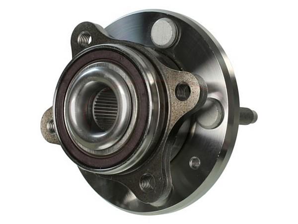 moog-512299 Rear Wheel Bearing and Hub Assembly - FWD models