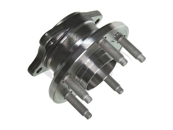 moog-512300 Rear Wheel Bearing and Hub Assembly - AWD models