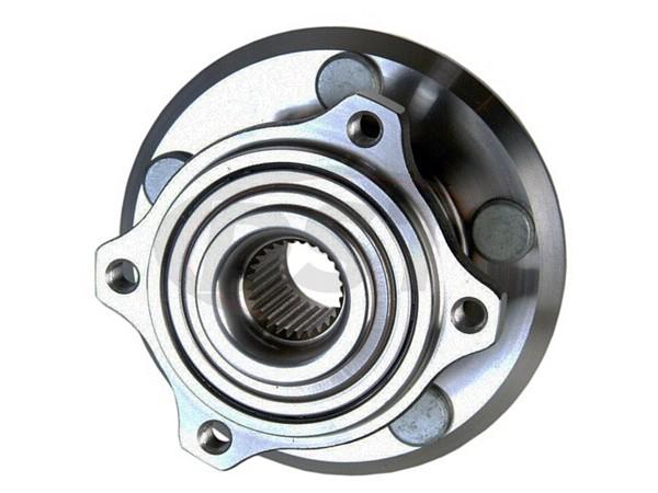 MOOG-512301 Rear Wheel Bearing and Hub Assembly