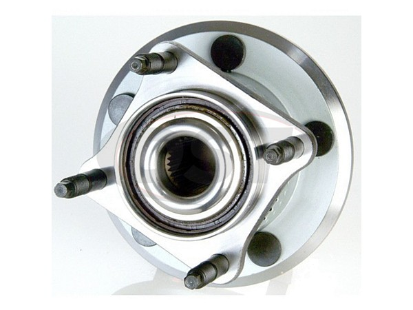 MOOG-512302 Rear Wheel Bearing and Hub Assembly