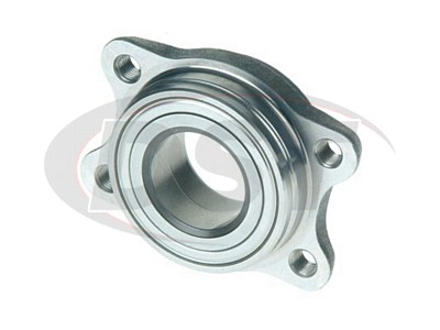 Front and Rear Wheel Bearing